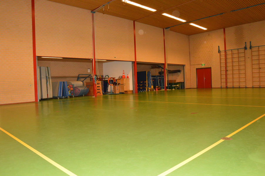 gymzaal thorbeckstraat